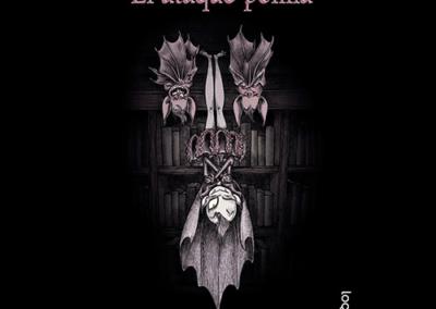 Vampira de biblioteca. El ataque polilla